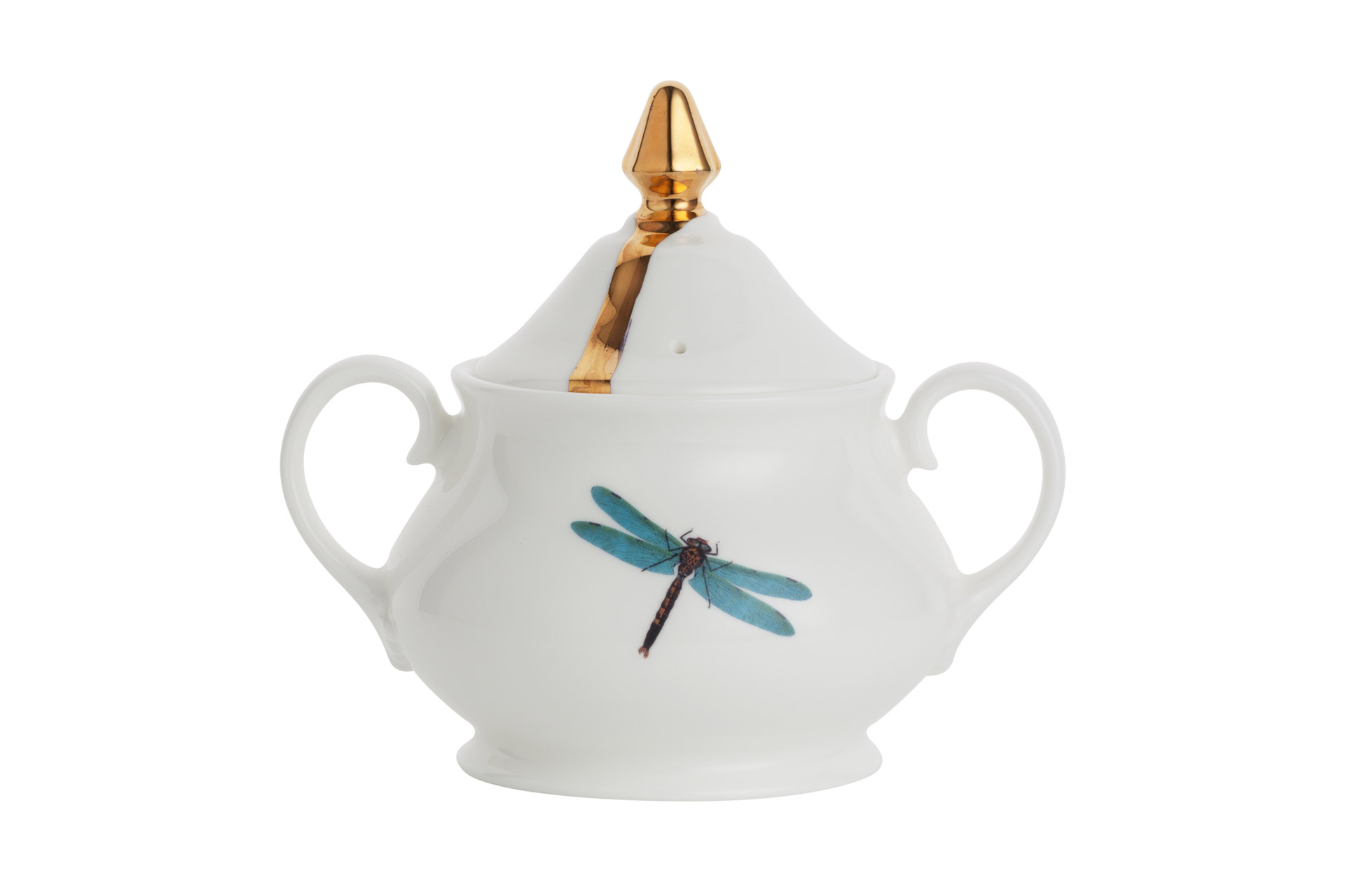 Сахарница Melody Rose Dragonflies от Roomble