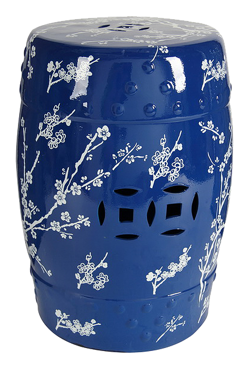 Керамический столик-табурет Garden Stool Bellycha от Roomble