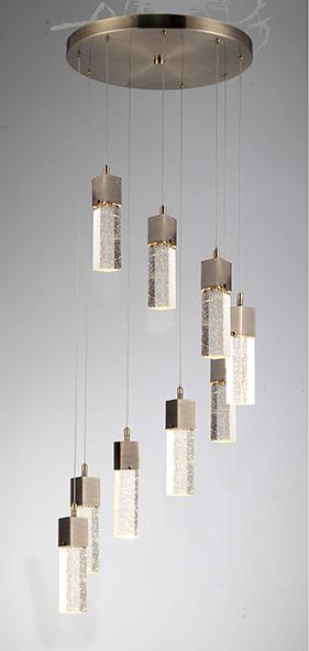 Люстра Аква антик, 9Люстры<br><br><br>Бренд: Ozcan<br>Цвет: Коричневый, Серый<br>Размеры: 50 x 50 x 130 cm<br>Дополнительные материалы: металл, стекло<br>Диаметр: 41<br>Тип ламп: Галоген<br>Мощность и вид ламп: Mr-11 9*35w<br>Цвет стекла: Прозрачный<br>Цвет покрытия: Антик<br>Дополнительная информация: Освещение кафе и ресторанов<br>Стиль: None