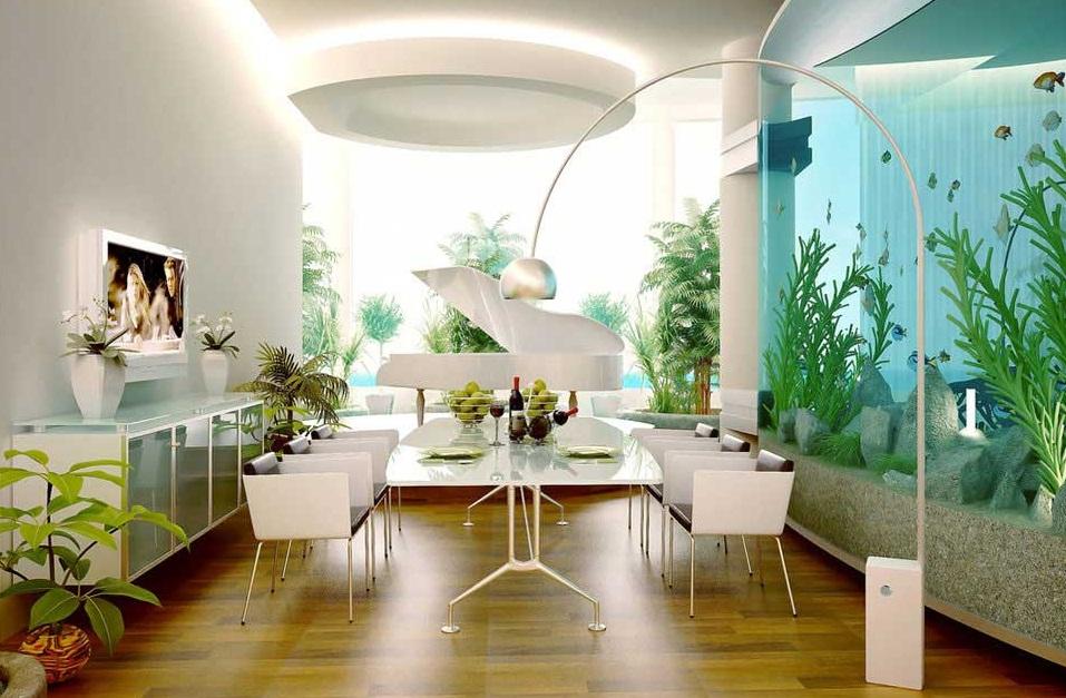 Эко стиль в современном дизайне мебель