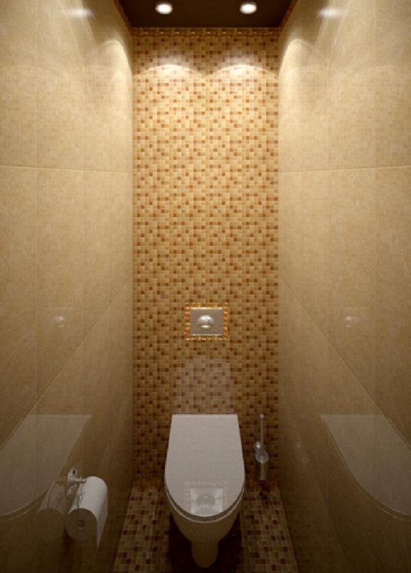 Дизайн квартир туалета