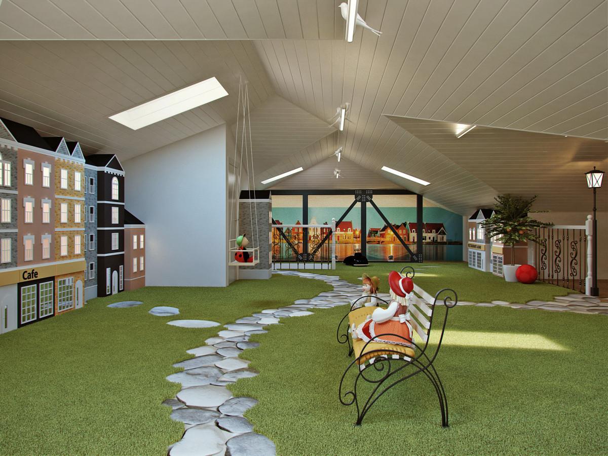 проппа проект дома с взрослой игровой комнатой фото нефтехранилище