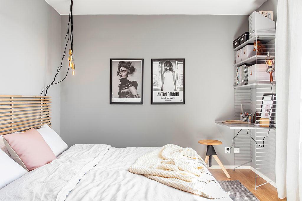 Мебель и предметы интерьера в цветах: серый, белый, бежевый. Мебель и предметы интерьера в стиле скандинавский стиль.