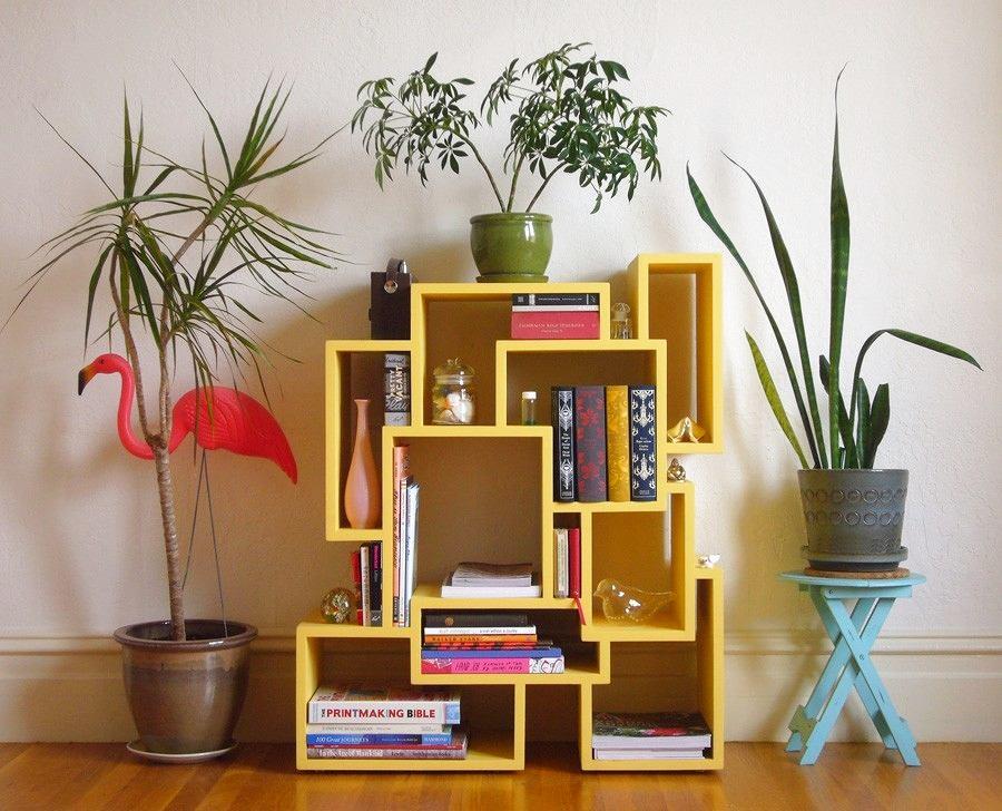 Мебель и предметы интерьера в цветах: серый, белый, коричневый, бежевый. Мебель и предметы интерьера в стиле эклектика.