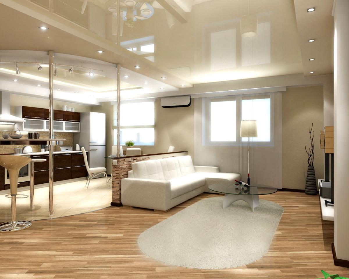 Дизайн квартиры от 100 кв