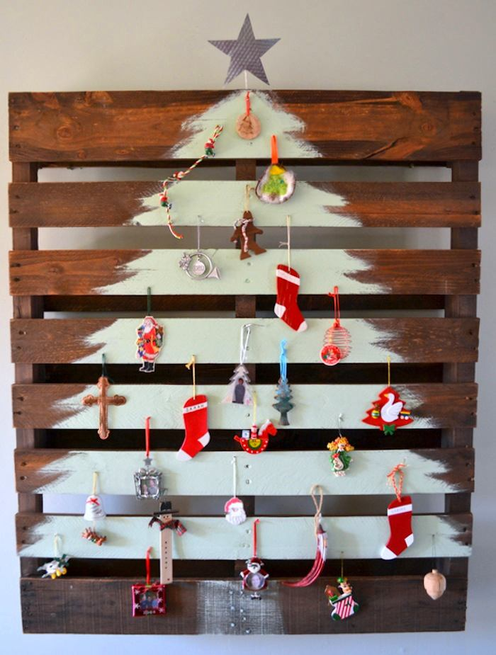 Декор для елки своими руками