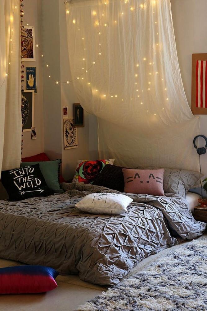 Как сделать маленькую комнату уютной своими руками