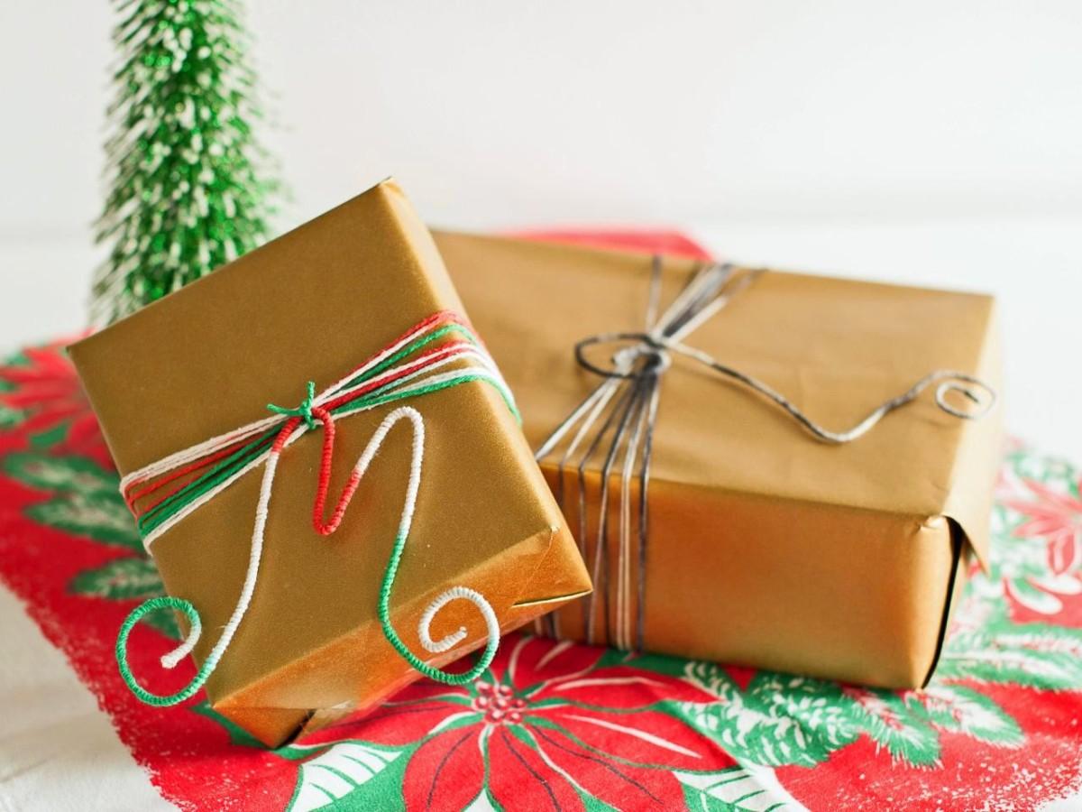 Красивая упаковка подарков своими руками 23