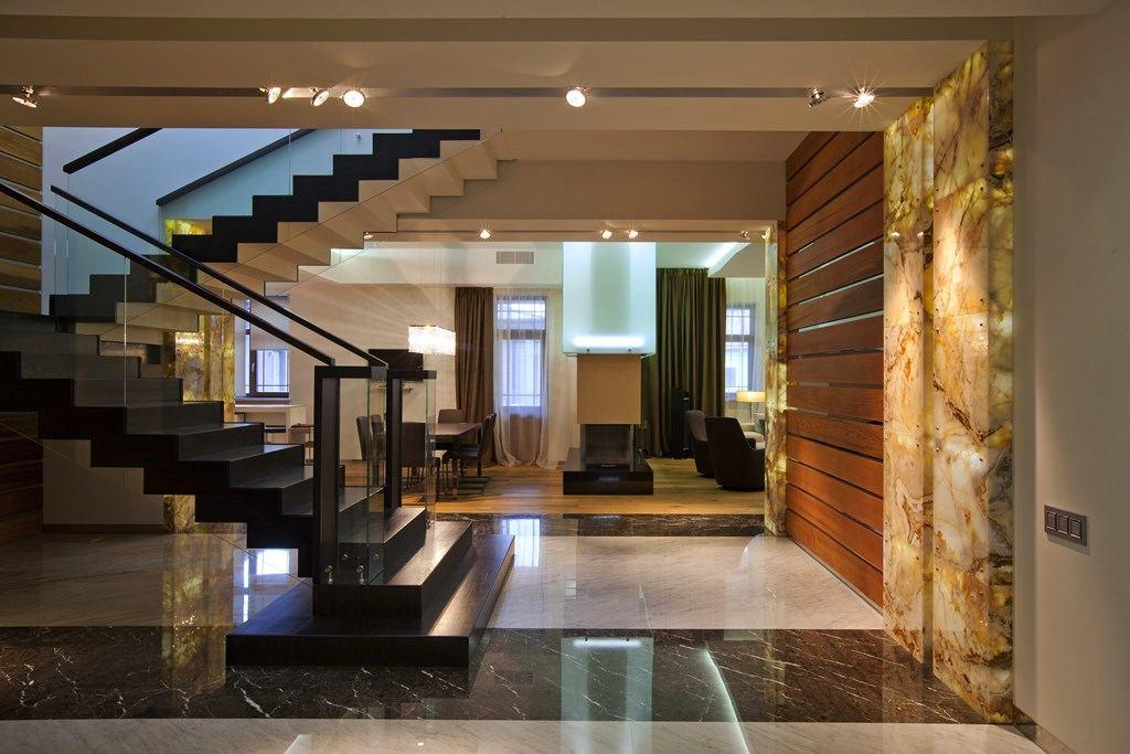 Холл дизайн дома