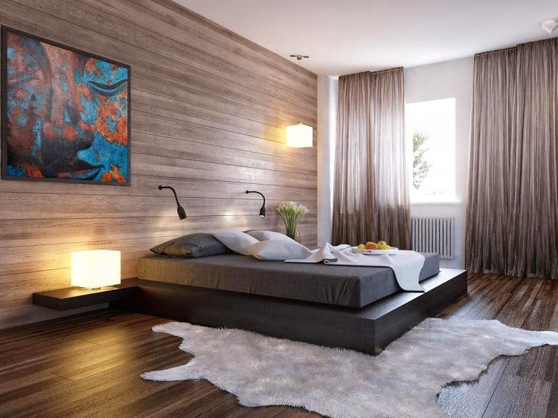 Мебель и предметы интерьера в цветах: серый, светло-серый, белый, бежевый. Мебель и предметы интерьера в стилях: минимализм, эклектика.