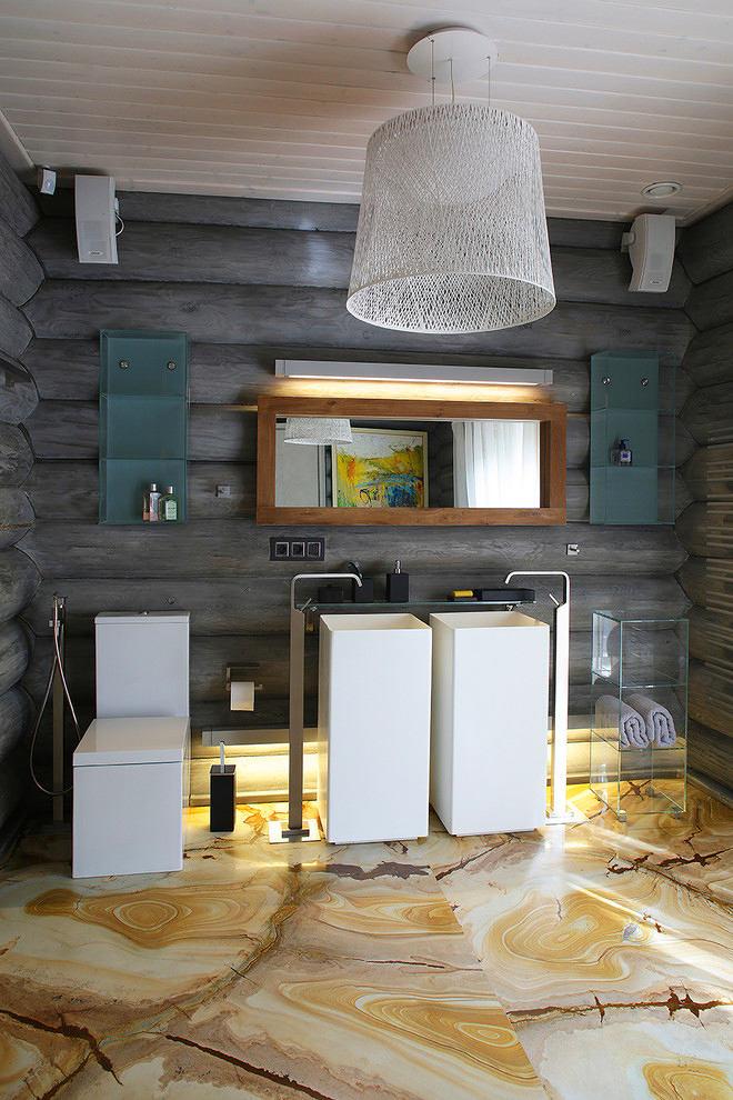 Архитектура в цветах: желтый, черный, серый, светло-серый, белый. Архитектура в стилях: кантри, минимализм, этника, эклектика, экологический стиль, хай-тек.