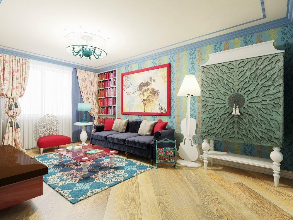 Гостиная, холл в цветах: серый, светло-серый, бежевый. Гостиная, холл в стилях: арт-деко, ближневосточные стили, эклектика.