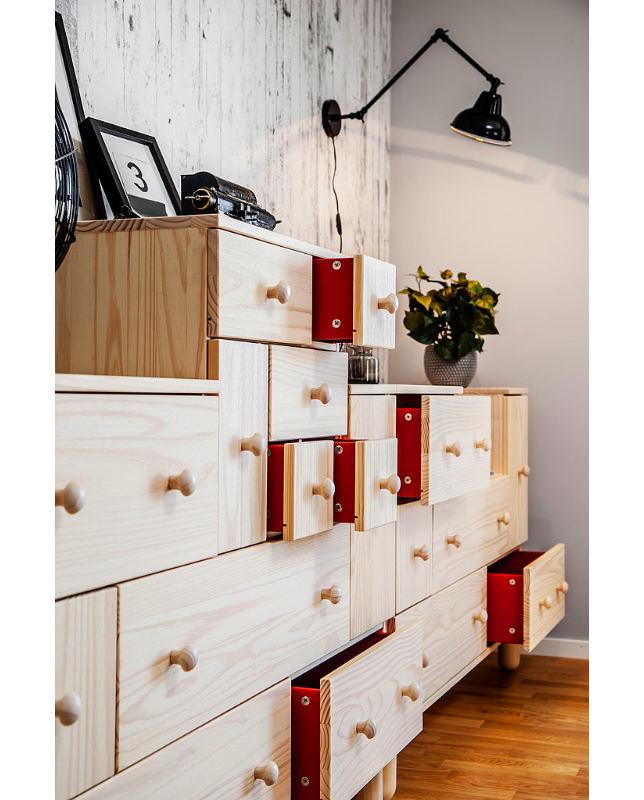 Мебель и предметы интерьера в цветах: желтый, серый, светло-серый, коричневый, бежевый. Мебель и предметы интерьера в стиле скандинавский стиль.