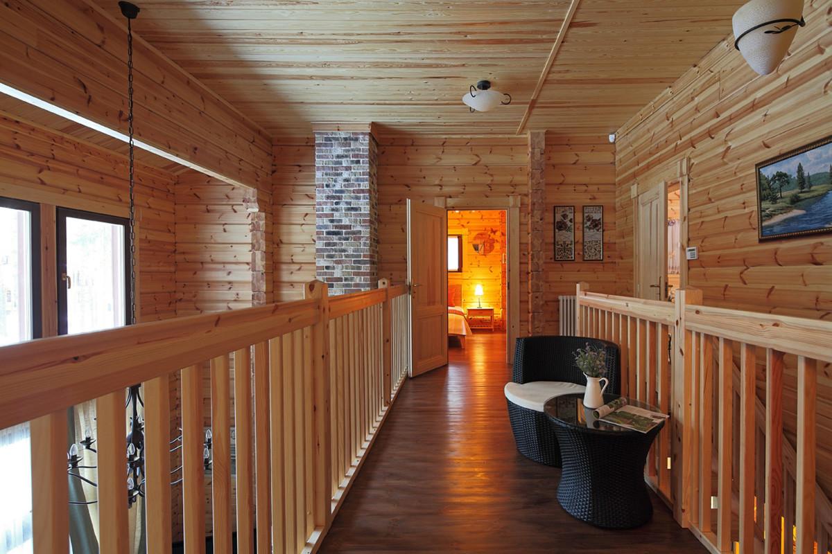 Дизайн дома внутри второй свет