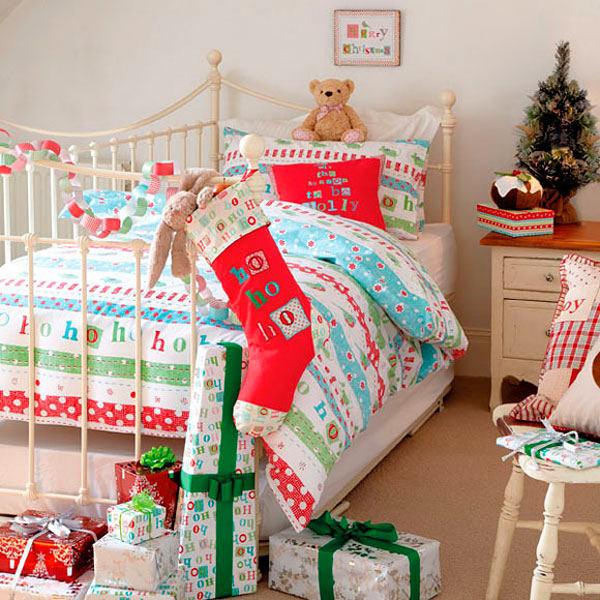 Украшаем детскую комнату к новому году своими руками