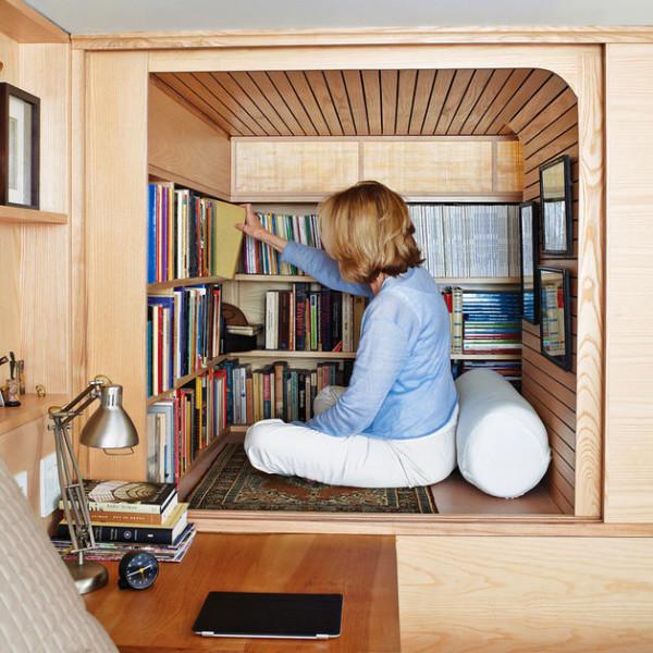 Уютная маленькая комната своими руками фото
