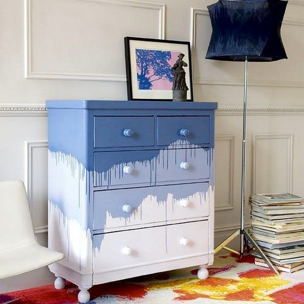 Мебель из дсп обновить своими руками фото