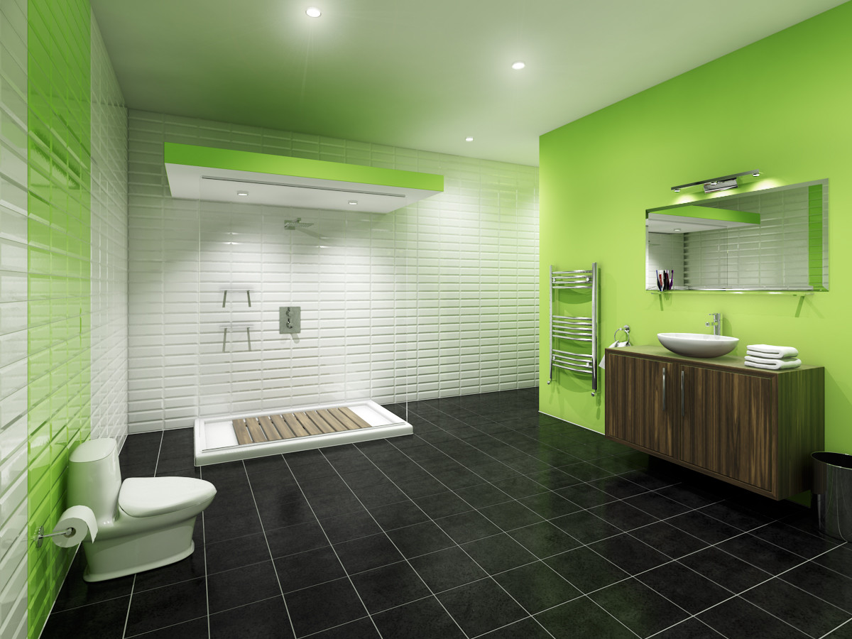 Nice colors for bathroom