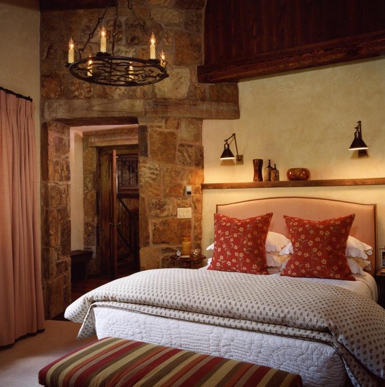 Интерьер спальни фото в стиле