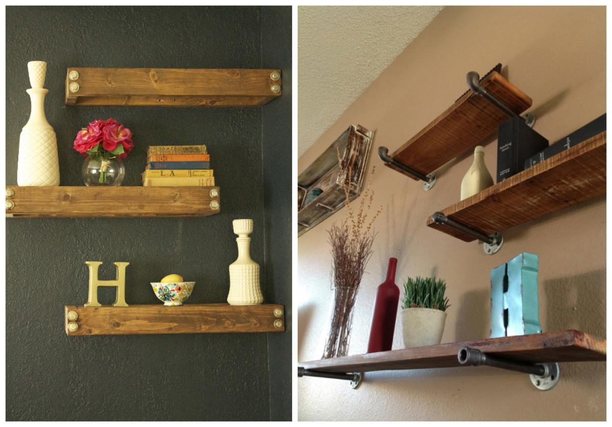 Декор в цветах: серый, коричневый, бежевый. Декор в стилях: лофт, кантри.