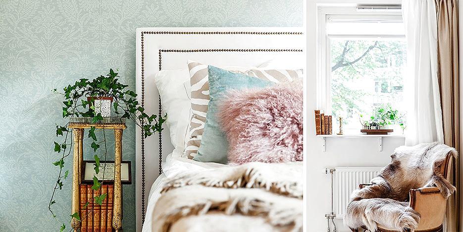 Мебель и предметы интерьера в цветах: серый, светло-серый, белый, бежевый. Мебель и предметы интерьера в стилях: эклектика.