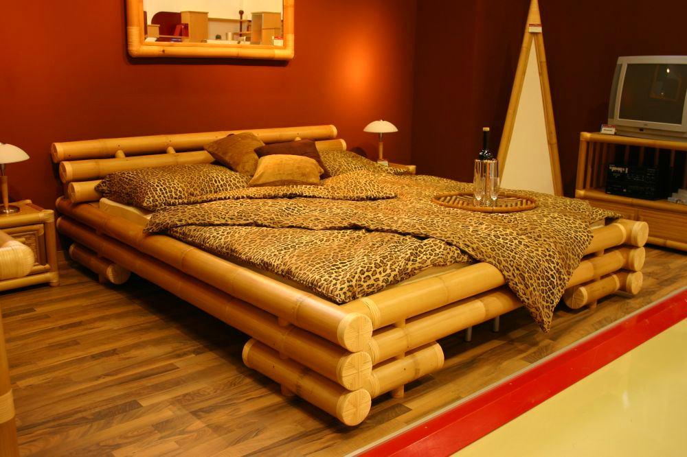 этой статье мебель из бамбука фото сцена