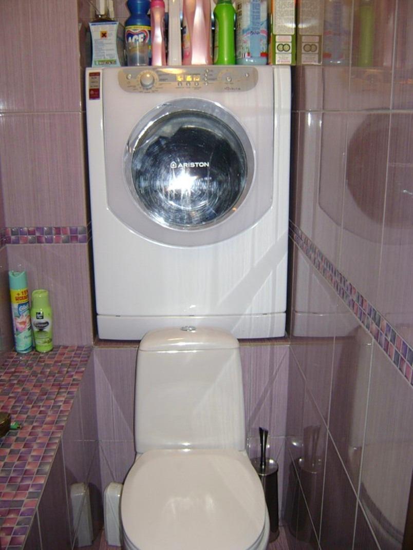 Подиум для стиральной машины своими руками