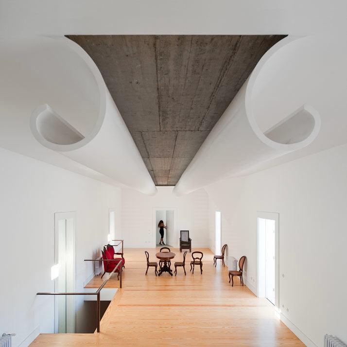 Креативный потолок фото