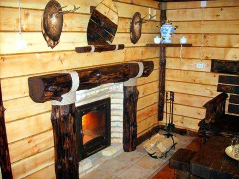 Дизайн печей для бани