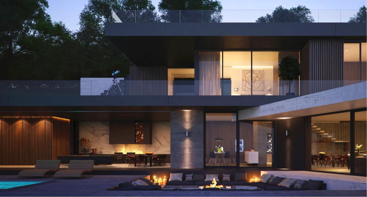 Модный архитектурный стиль