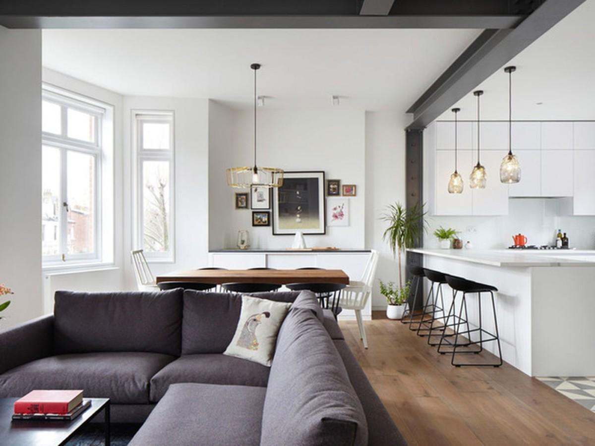 Дизайн студии в частном доме